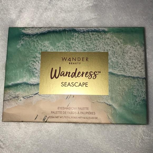Wander Beauty Other - Wander Beauty Wanderess Seascape Eyeshadow Palatte